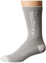 Travis Mathew TravisMathew - Tourskies Sock Men's Crew Cut Socks Shoes