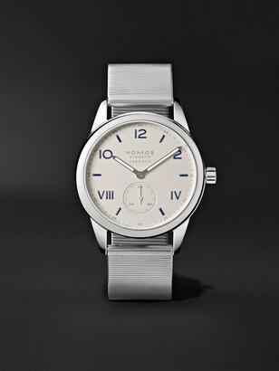 Nomos Glashütte Club Sport Neomatik Automatic 42mm Stainless Steel Watch