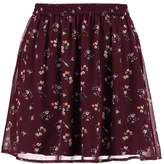 Even&Odd Aline skirt berry