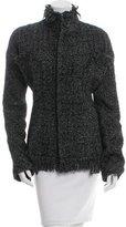 Yohji Yamamoto Silk & Wool-Blend Jacket w/ Tags