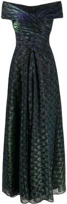 Talbot Runhof Evening Dress