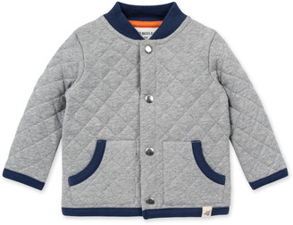 Burt's Bees Baby Quilted Baby Jacket made with Organic Cotton