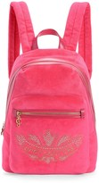 Juicy Couture Marrakech Cameo Velour Backpack
