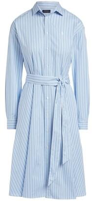 Polo Ralph Lauren Cotton Shirtdress