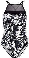 Ralph Lauren Palm-Print One-Piece Swimsuit