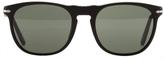 Persol Matte Black Wayfarer 2994S 900/31 Sunglasses