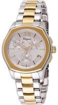 Salvatore Ferragamo Lungarno Chrono Collection FLF980015 Men's Quartz Watch