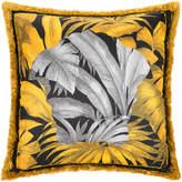 Versace Depalma Reversible Silk Cushion