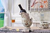 CVGSX European-style simple wine rack ornaments/Fashion creative home wine rack accessories