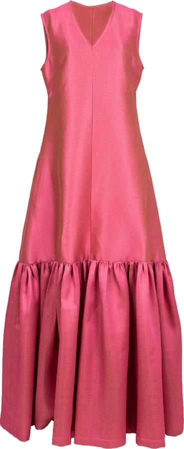 Alexis Mabille Flounce Hem Dress