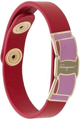 Salvatore Ferragamo Vara bow adjustable bracelet