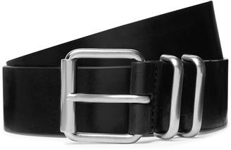 Dries Van Noten 3.5cm Studded Leather Belt