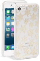 Sonix Snowflakes Iphone Case - Metallic