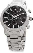 Mark & James by Badgley Mischka Mark & James Stainless Steel Multifunctional Watch