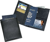 JCPenney Buxton Leather Passport Wallet