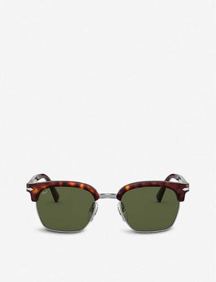 Persol PO3199S 53 square-frame sunglasses