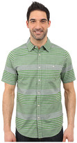 The North Face Short Sleeve Engine Stripe Shirt