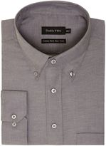 Double Two Long Sleeve Oxford Non Iron Oxford Shirt