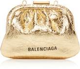 Balenciaga Cloud Leather Coin Purse
