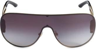 Versace 44MM Shield Sunglasses