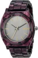 Nixon Women's A3271345 Time Teller Acetate Analog Display Analog Quartz Watch