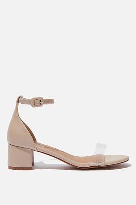 Rubi Lizzie Low Block Heel