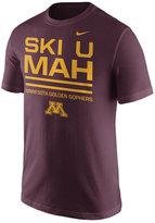 Nike Men's Minnesota Golden Gophers Cotton Local Verbiage T-Shirt