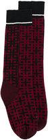 Haider Ackermann patterned socks