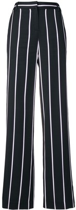 Equipment striped palazzo trousers