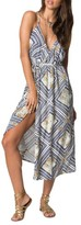 O'Neill Women's Leelee Midi Wrap Dress