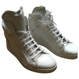 Christian Dior Leather high trainers