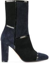 Jean-Michel Cazabat Kalia boots - women - Leather/Suede - 36