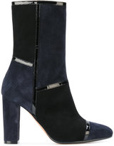 Jean-Michel Cazabat Kalia boots - women - Leather/Suede - 37.5