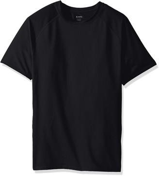 Soffe Men's Tight Fit Short Sleeve Jersey T-Shirt