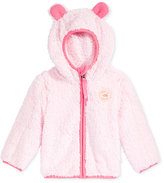 The North Face Baby Girls' Plushee Bear Hoodie