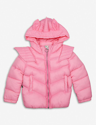 Liberated Folk Maisie unicorn puffer jacket 2-11 years