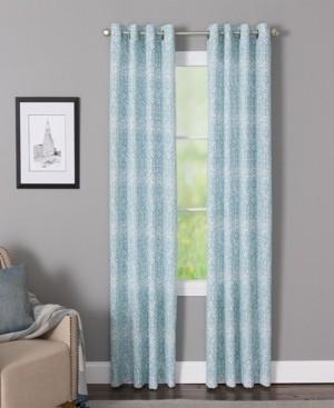 "Windham Weavers Indira 50"" x 84"" Printed Curtain Panel"