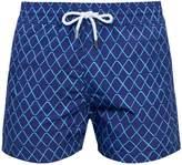 FRESCOBOL CARIOCA Sports Janaelas-print swim shorts
