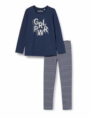 Sanetta Girl's Schlafanzug Midnight Pajama Set