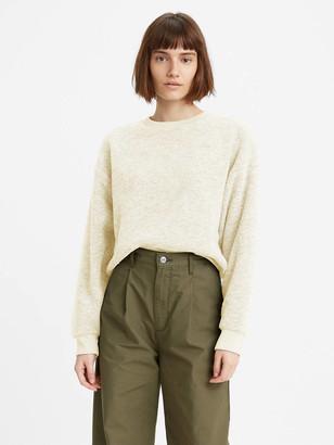 Levi's Meadow Fleece Crewneck Sweatshirt