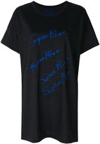 Yohji Yamamoto SuperBlue T-shirt