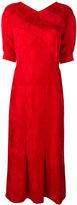 Isabel Marant Rany dress - women - Viscose/Ramie/Cotton - 36