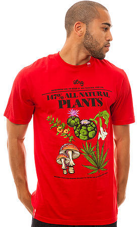 Lrg Core Collection The All Natural Plants Tee