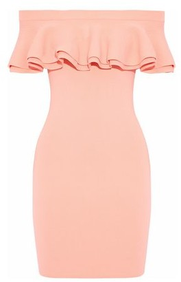 Line Short dress
