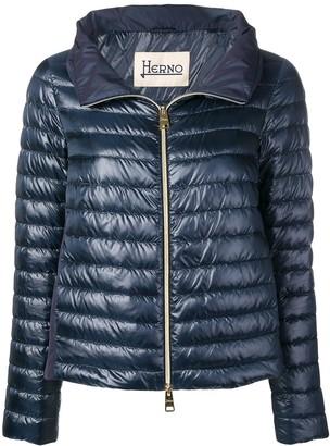 Herno Short Puffer Jackets