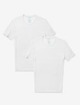 Tommy John Second Skin Crew Neck Undershirt (Set of 2)