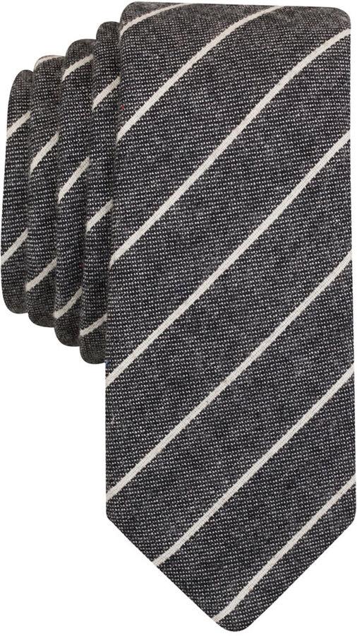 Original Penguin Men's Roth Stripe Slim Tie