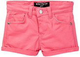 XOXO Stretch Twill Short (Little Girls)