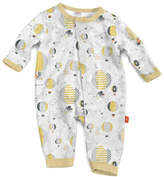 Magnificent Baby Magnetic-Me Up-In-The-Air Coverall