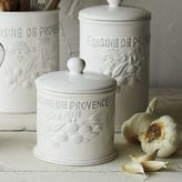 Kiss That Frog Provençal Canisters